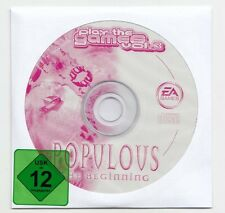 Populous 3 III-The Beginning-DT-WIN 95/98/me/xp