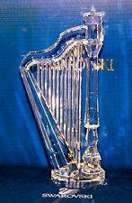 Swarovski Figur Instrument Harfe groß 10,5 cm Nr. 169245