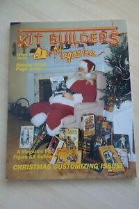 Kit Builders Magazine #9 Christmas Customizing Issue  1993