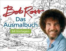 Das Ausmalbuch. von Bob Ross (Taschenbuch)
