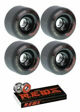 Blood Orange Morgan Series Skateboard Wheels - 70mm 82a + bearings