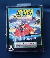 HYDRA  Atari LYNX New Sealed Complete