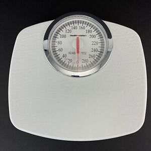 Health O Meter Oversized Dial Scale - White