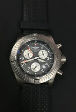 * BREITLING * E73360 Avenger Titanium 44mm - Chronograph Avenger M1 Watch