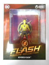 "DC FLASH FIGURINE COLLECTION #4 ""REVERSE FLASH"" (EAGLEMOSS)"