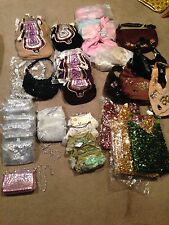 NEW HUGE Inventory of 50 Handbags (many ind. pkgd. Value $830)