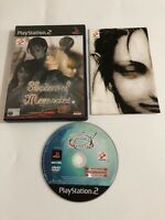 Sony Playstation 2 - Shadow of Memories - Game The Cheap Fast Free Post