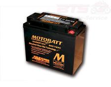 Akku MOTOBATT Batterie MBTX20UHD schwarzes Gehäuse. battery black housing Cagiva