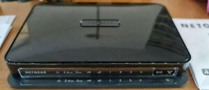 NETGEAR WNDR3700v2 N600 Wireless Dual Band Gigabit Router - Used