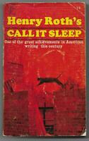 Call It Sleep by Henry Roth [1967 Mayflower-Dell pb {#0981-8} 1st UK pb, SCARCE]
