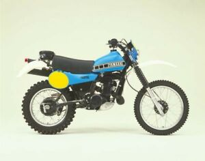 YAMAHA IT175 IT250 IT425 backgrounds decals 1980 1981