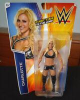 WWE Charlotte Basic Figure Mattel New