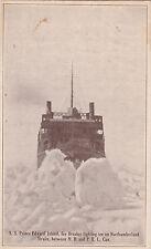 "Ice Breaker S.S.""PRINCE EDWARD ISLAND"", Northumberland straits , N.B. to P.E.I.,"