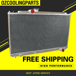 3 Row Radiator FOR TOYOTA MARK II/Chaser JZX100 1JZ-GTE 2.5L L4 1996-2000 MT ASI