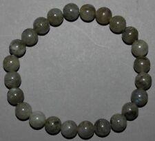 """Bracelet Labradorite 8 mm """"Médium"""""""