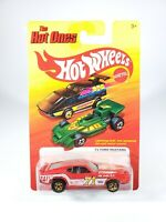 Hot Wheels The Hot Ones Red '71 Ford Mustang NEW NOC with Protecto Pak 1/64