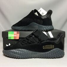 hot sale online a76bd 20f02 Adidas Neighborhood Kamanda 01 NBHD UK11 B37341 US11.5 EU 46 black suede  Japan