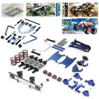 Aluminum Oil Shock/Bumper for Tamiya WR-02CB Comic Grasshopper/Comic Hornet/Frog