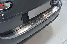 CITROEN C4 GRAND PICASSO 2013-... Chrome Bumper Sill Protector Trim Cover, ps