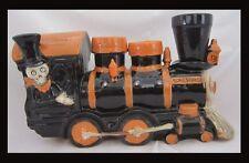 2013 Yankee Candle Boney Bunch Train Engine Tea Light Holder Lights Up   NEW
