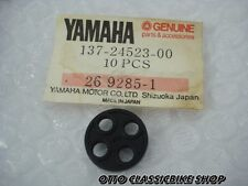 YAMAHA DT125 DT175 YA6 YAS1 YCS1 YL1 YL2 YR1 YR2 XS1 XS2 DS7 PETCOCK GASKET 1PC