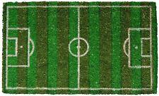 ZERBINO tappeto in COCCO NATURALE 44x74 - Campo da Calcio - IDEA REGALO