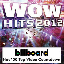 Promo Video Blu-Ray, Billboard 2012 Hot 100 Videos, Top 100 Countdown Party Mix!