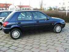 Ford Fiesta Faltdach Faltschiebedach Faltverdeck Montage Rep Anleitung EBA