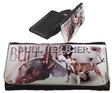 Frauen Geldbörse Brieftasche Englischer Bullterrier 1 Bull Terrier Portemonnaie
