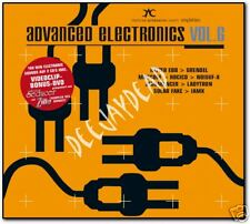Advanced Electronics 6 2cd+dvd Mesh Diary of Dreams Hocico IAMX Skinny Puppy
