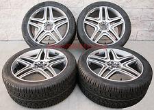 "22"" Mercedes Benz ML wheels and tires ML63 style rims ML350 ML500 ML550 ML55"