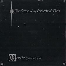DISCO 45 Giri  The Simon May Orchestra - Glory Be / Step By Step
