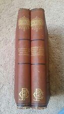 The Works of Charles Dickens Volumes IV & VI, Vintage Dickens Works