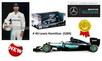 BBURAGO 38026 or 38036 MERCEDES AMG F1 W07 model car Lewis Hamilton 1:43rd