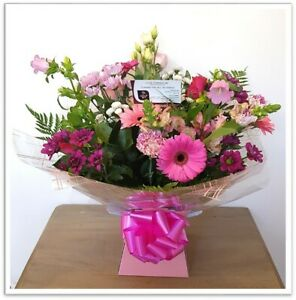 FRESH REAL FLOWERS  Delivered Ball Room Bouquet includes Free Delivery