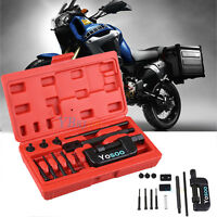 Chain Cutter Breaker Riveting Rivet Tool set 13pc ATV/Bike/Motorcycle/Cam Drive
