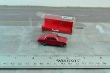 Herpa Ford Taunus 17M Car Burgundy 1:87 Scale HO (HO4955)