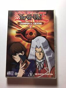 Yu-Gi-Oh! Champion vs Creator  - Volume 9 - DVD