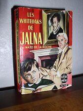 Mazo De La Roche - Les Whiteoaks De Jalna (Livre Pochr Paperback in French)
