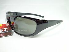 Style Science Fast Black sports Sunglasses shatter resistant NWT