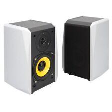 Dynavox TG-1000M aktive Lautsprecher, Silber, Paar, Aktivboxen mit Verstärker