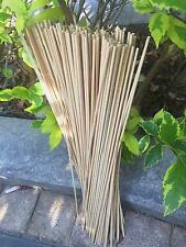 300pcs Garden Bamboo Flower Sticks 40cm Dia3mm For Planting Support