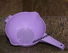 Tupperware 2 Liter Colander/ Strainer  Lilac New