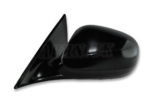 BMW 3 Series E92 LCI (09-13) Coupe Left Side Electric Heated Door Mirror Black