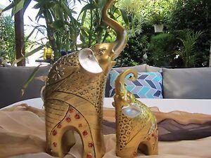 NEW -Resin Elephant Home Decoration