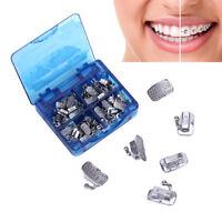 Dental Monoblock MIM Buccal Tube 1st Molar Roth.018/022  Bondable Non-Con