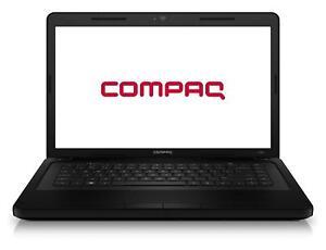 """Compaq Presario CQ57 422SA 15.6 """" Portable AMD E300 2GB 160GB HDD Windows 7 Noir"""