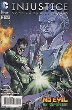 INJUSTICE GODS AMONG US  YEAR TWO  2     ..NM-  ...2014...   ...Bargain!