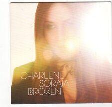 (EZ498) Charlene Soraia, Broken - DJ CD