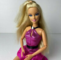 Vintage 1999 Barbie Mattel Blonde Jointed Arms 90s Barbie Doll